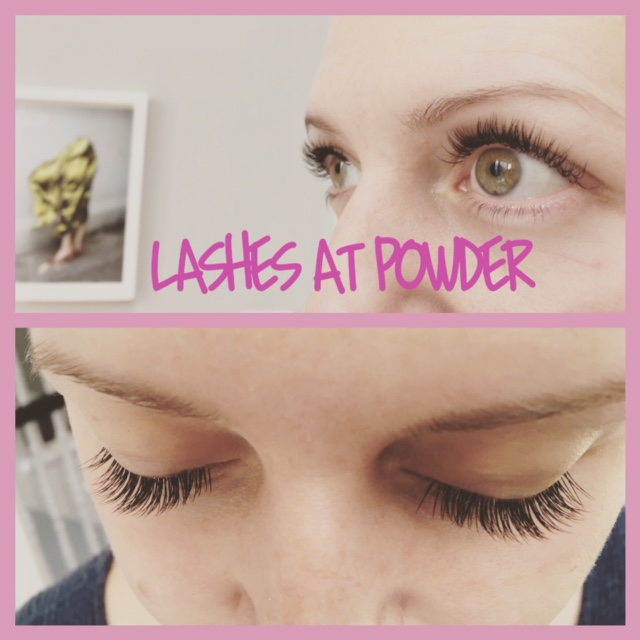 Eyelashes At Powder. Brighton's Original Eyelash Salon.
