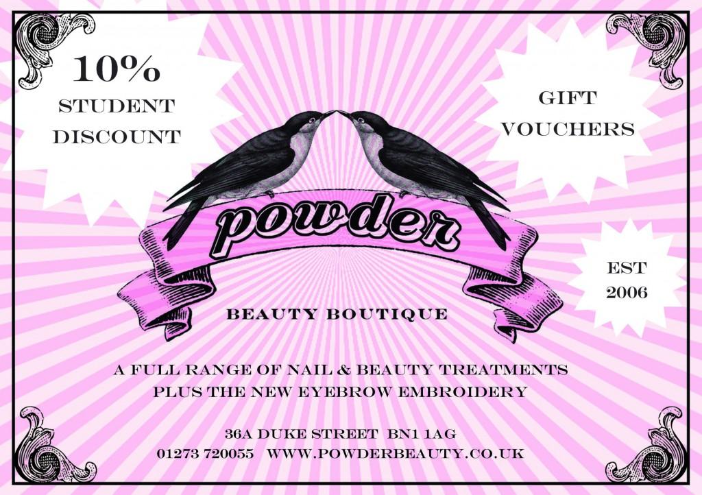 Latest7 Powder Beauty Advert