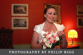 Beautiful bride with make up by Powder Beauty