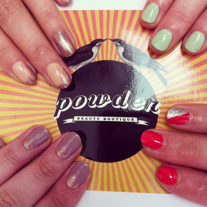 Hen Party Nails!
