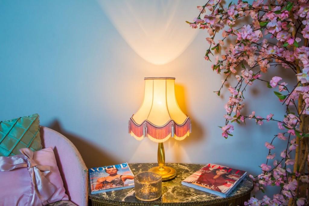 The Cherry Blossom Room