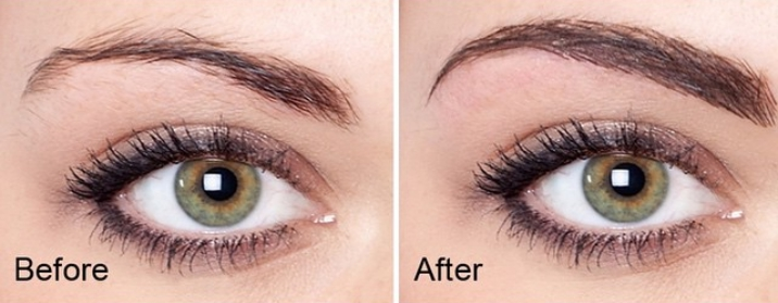 Eyebrow Embroidery semi permanent eyebrow tattoo