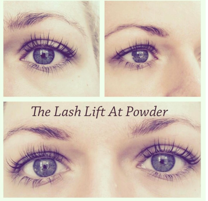 Get Ready For Winter With A Lash Lift Powder Beauty Boutique Brighton